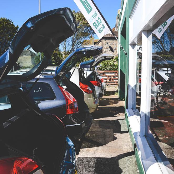car sales penzance