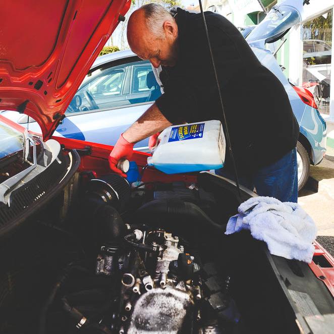 car servicing penzance
